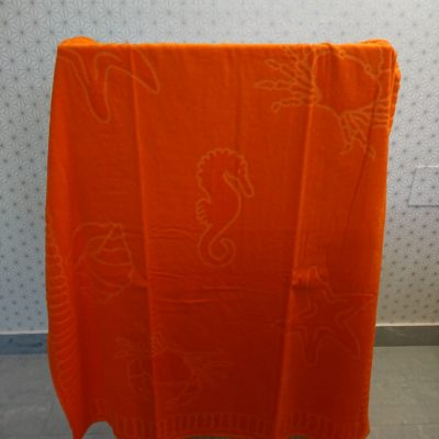 Toalla Seafood Naranja