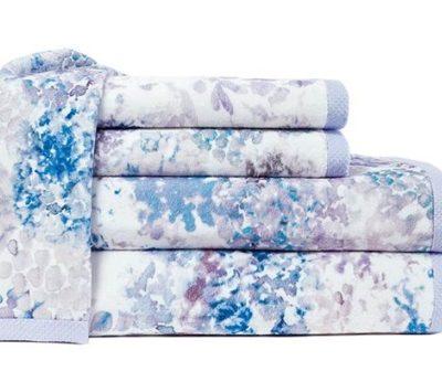 juego toallas azul toallas azules